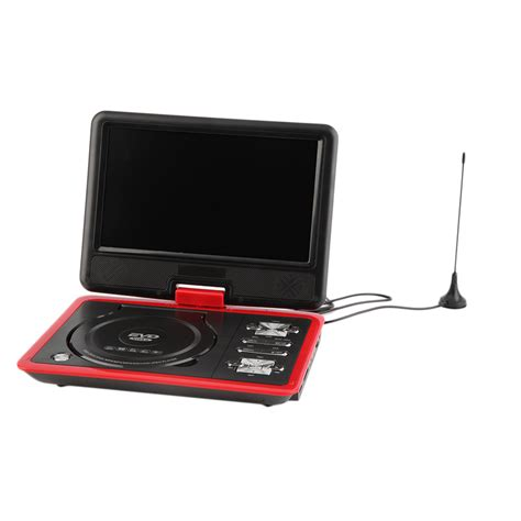 Tv Mobil 9 Inch 9 8 inch portable dvd evd player tv vcd cd mp3 4 usb mobile tv sl ebay