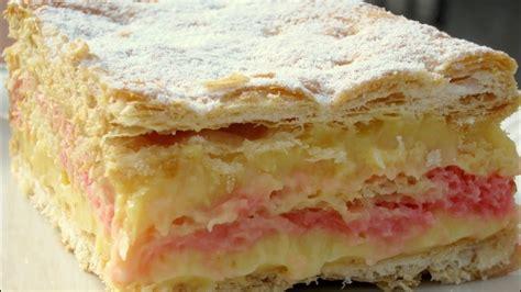 come si fa la pasta sfoglia in casa diplomatico dolce a paste o mignon con pasta sfoglia