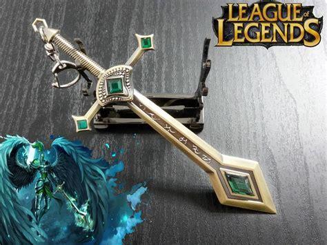 Dijamin Keychain Lol League Of Legend 3 league of legends lol chions kayle the judicator