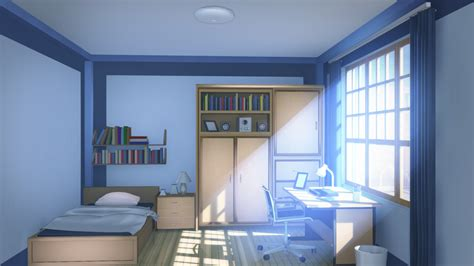 wallpaper anime room bedroom by badriel on deviantart