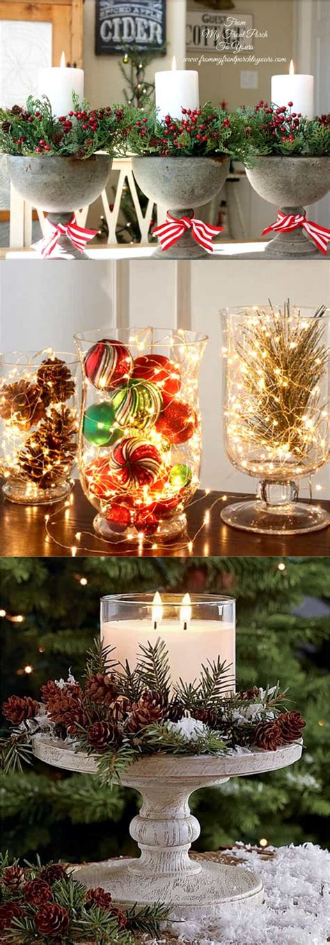 27 gorgeous diy thanksgiving christmas table decorations