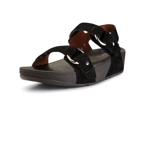 Sandal Wedges Terlaris Fitflop Viabar 2 62 fitflop shoes fitflop via bar black sandal euc sz 9 from organicpromise s closet on