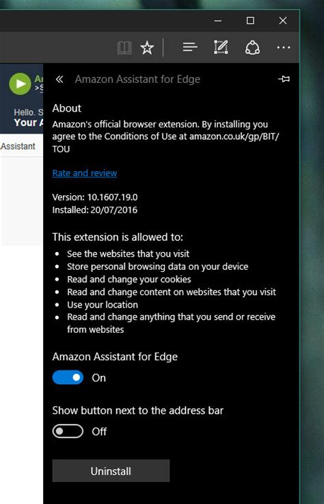 install windows 10 edge how to install and manage microsoft edge extensions in the