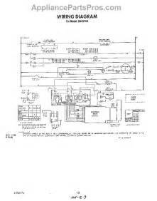 parts for roper n9457l3 wiring diagram parts appliancepartspros