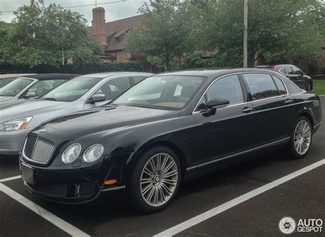 bentley flying spur 2016 bentley continental flying spur speed 10 february 2016