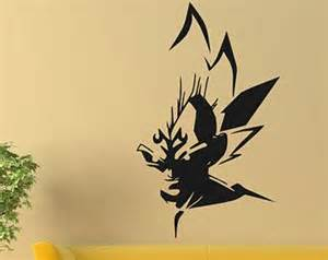 Wall Murals Amazon dragon ball z dbz vegeta wall decals vinyl decals murals