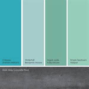 valspar green paint colors and paint color schemes on