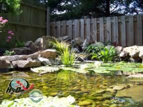 koi pond backyard pond small pond ideas for your