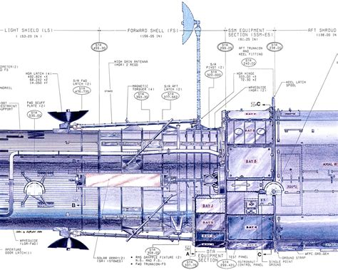 make your own blueprint 12 nasa blueprints to help you build your own spaceship