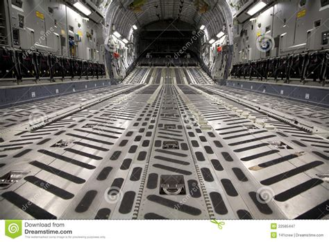 C 17 Interior by C 17 Interior Royalty Free Stock Photography Image 22585447