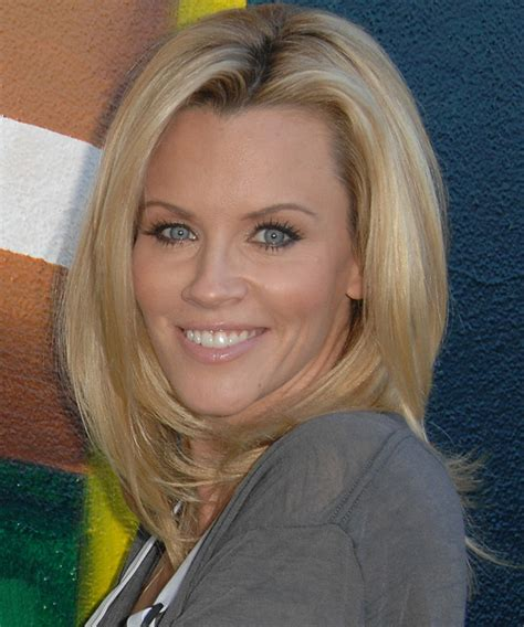hairstyle of jenny mccarthy on the view jenny mccarthy long straight casual hairstyle light