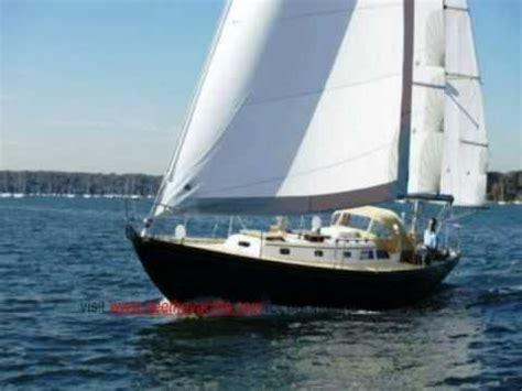 boat yaw 40 hinckley bermuda 40 mark ii yaw boat for sale youtube