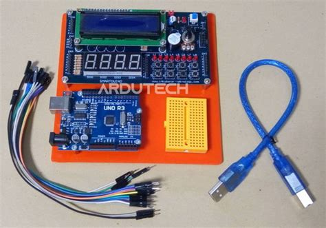 arduino learning kit smartduino