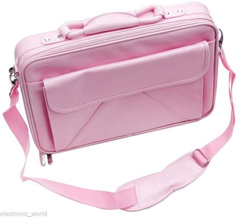 Pink Prada Notebook Computer by Widescreen Baby Pink Pink Laptop Notebook Bag