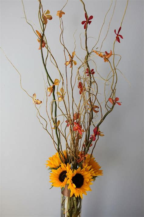 Fall Flower Wedding Arrangements by 40 Creative Flower Arrangement Ideas Hative