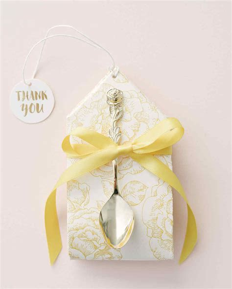 How To Decorate A Kitchen Tea Bag Envelope Party Favors Martha Stewart