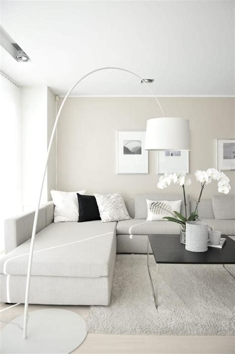 all white living room living rooms pinterest los 15 mejores colores para salas