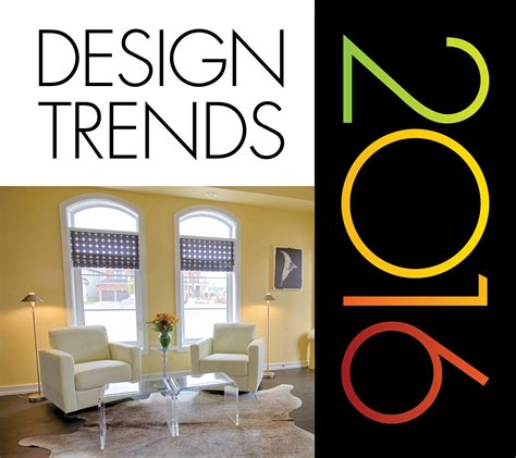 newest home design trends 2015 six home d 233 cor trends for 2016 geranium blog