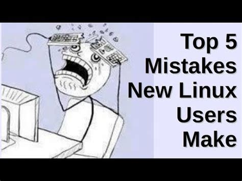 Penguin Shower Radio For Linux Users by Top 5 Mistakes New Linux Users Make Freedom Penguin