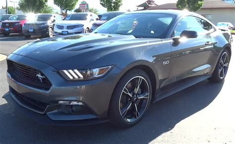 2017 mustang gt california special paint cross reference