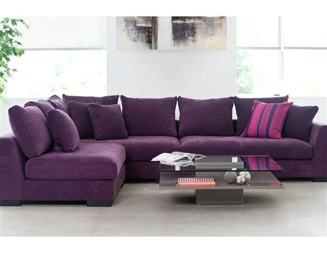 colorful couch living room sectional sofas cooper purple stuff