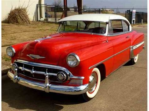 1953 chevrolet bel air for sale on classiccars