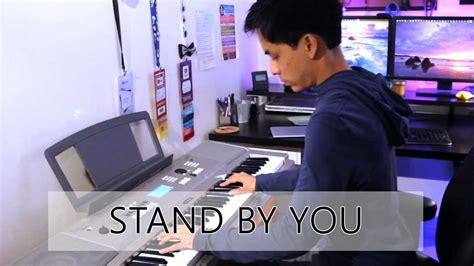 youtube rachel platten stand by you rachel platten stand by you piano cover youtube