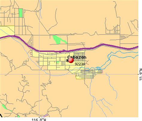 cabazon california map 92230 zip code cabazon california profile homes