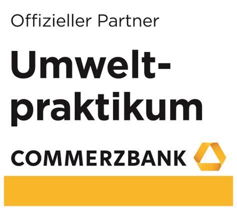 Bewerbung Commerzbank Das Commerzbank Umweltpraktikum Mitmachen Nationalpark