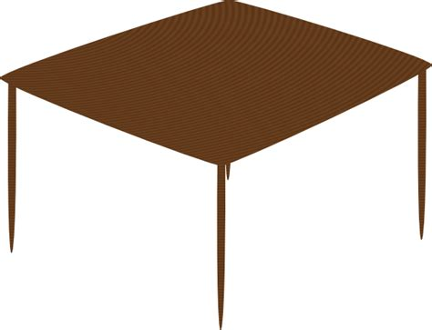 Vector Table by Small Square Table Clip Free Vector 4vector