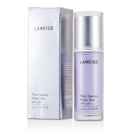 Laneige Primer laneige water supreme primer base spf 15 40 light