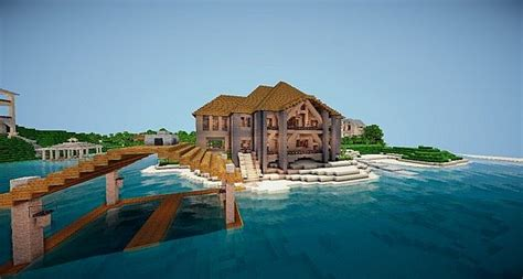 minecraft lake house european lake house minecraft project