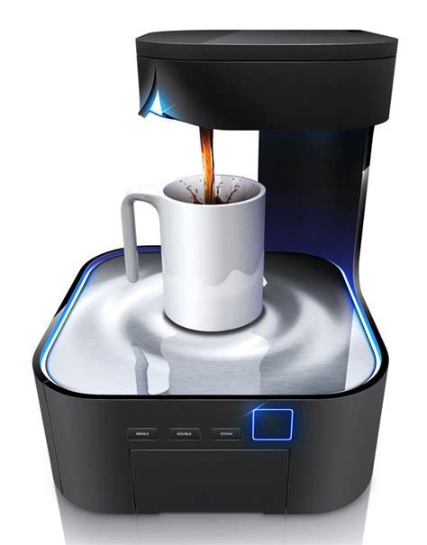 moderne kaffeemaschine coffee machine design for peel by hjc design tuvie