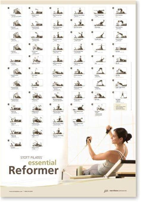 best 25 pilates reformer ideas on pilates