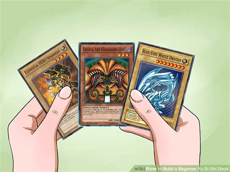 yu gi oh deck tipps how to build a beginner yu gi oh deck 10 steps with