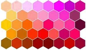 tirez la langue mesdemoiselles palette de couleurs