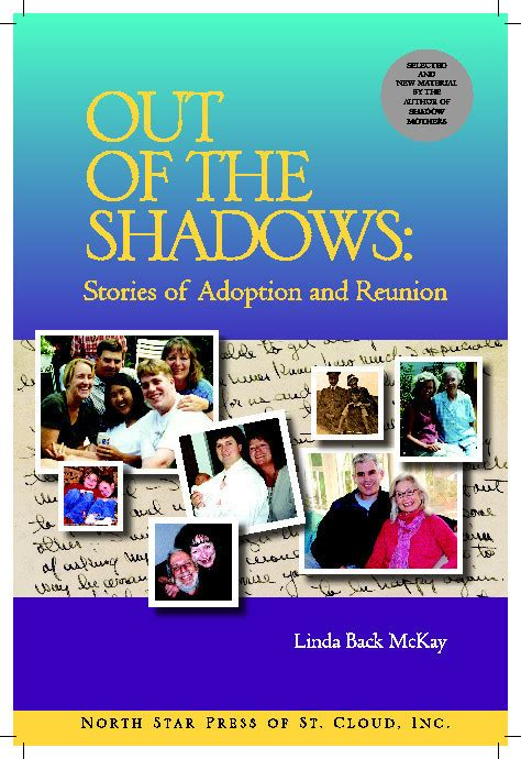 out of the shadows the story of the 1982 world cup team books out of the shadows stories of adoption and reunion