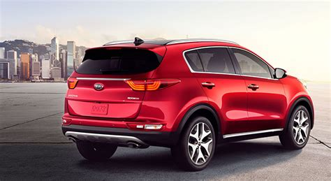 Price Kia Sportage 2017 Kia Sportage Review Price New Automotive Trends