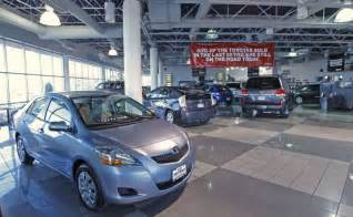Toyota Car Rental Japan Discount Toyota Shifts To Rental Cars Fleet Sales For Boost In