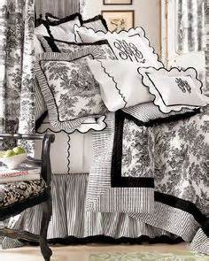 Toile Bedding Sets Black And White 1000 Images About Black And White Toile On