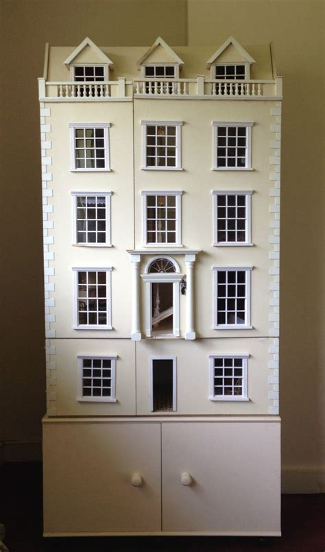 Dollhouse Cabinet Toys To Make Pinterest