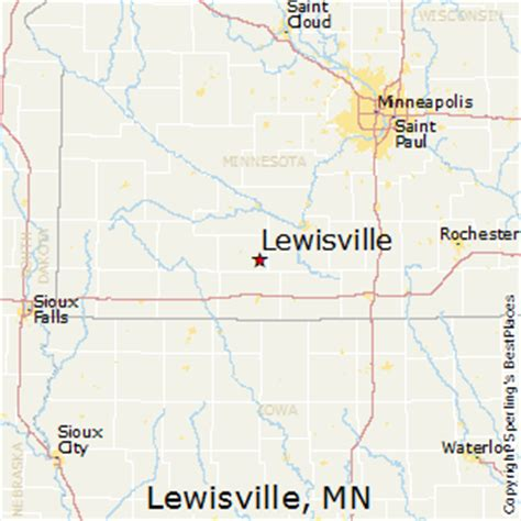 where is lewisville texas on the map best places to live in lewisville minnesota