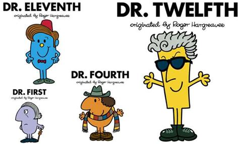 dr third doctor who roger hargreaves books the 12 doctors become roger hargreaves mr characters