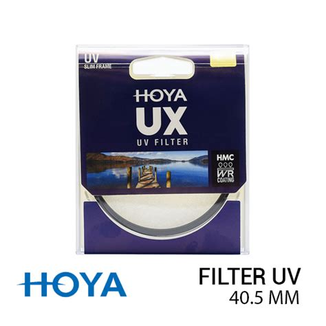 Hoya Uv Hmc C 40 5mm hoya filter uv c hmc slim frame 40 5mm harga dan