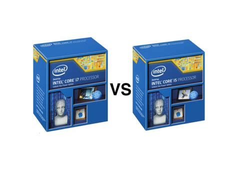 which is better intel i5 or i7 intel i5 7300hq vs intel i7 7700hq which one