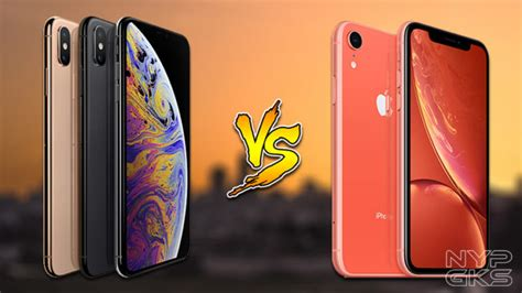 iphone xs  iphone xr whats  difference noypigeeks philippines technology news