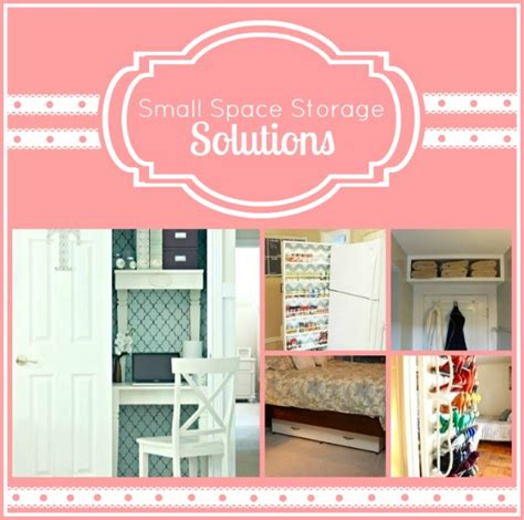 small space storage solutions homes com