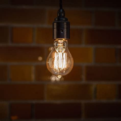 filament bulb light fixtures vintage industrial filament light bulbs squirrel cage antique style 40w 60w ebay