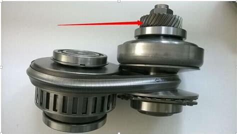 Car Port Kit Jf015e Cvt Transmission Wheel Sprocket Fit For Nissan Cvt