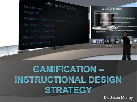 layout strategy slideshare gamification instructional design strategy
